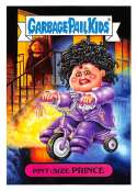 2018 Topps Garbage Pail Kids Series 1 We Hate the 80s Trading Cards 80s CELEBRITIES #1A PINT-SIZE PRINCE