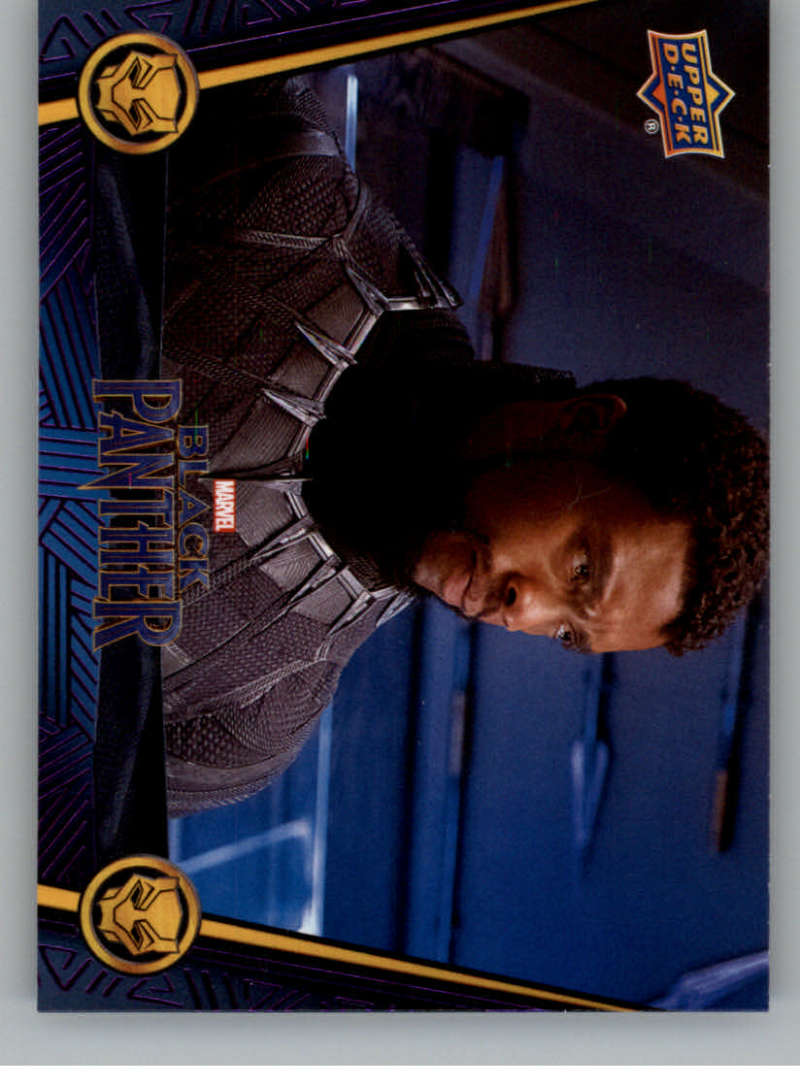 2018 Upper Deck Black Panther