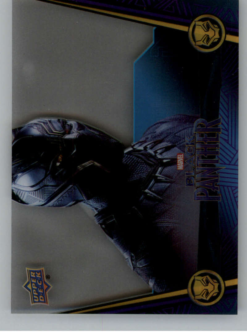2018 Upper Deck Black Panther Acetate