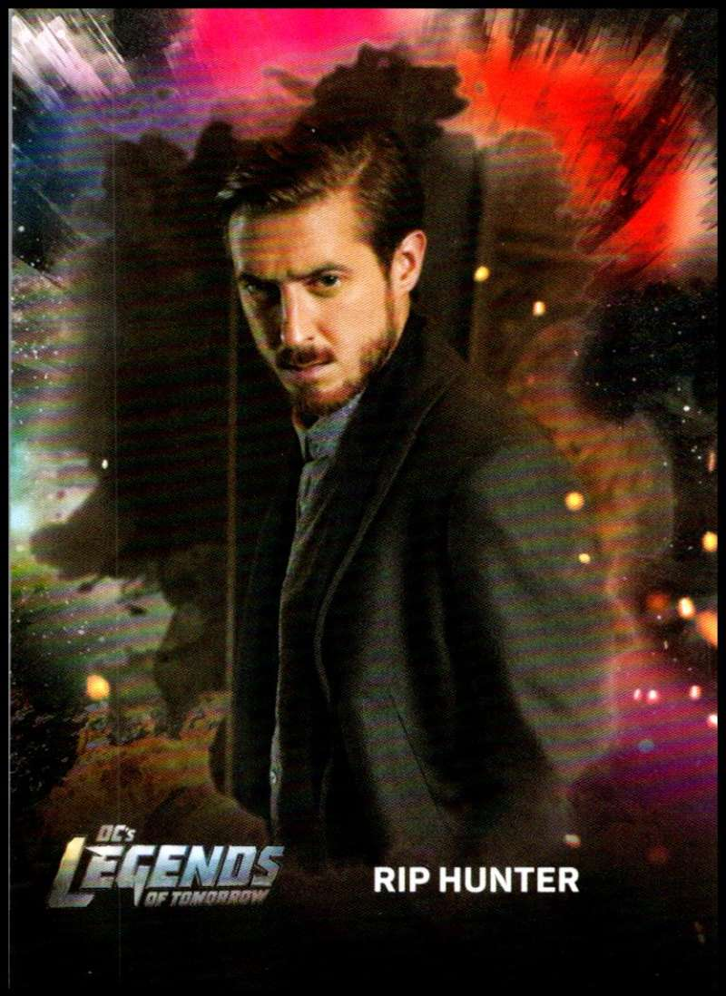 2018 Cryptozoic Legends of Tomorrow Seasons 1 and 2 Characters