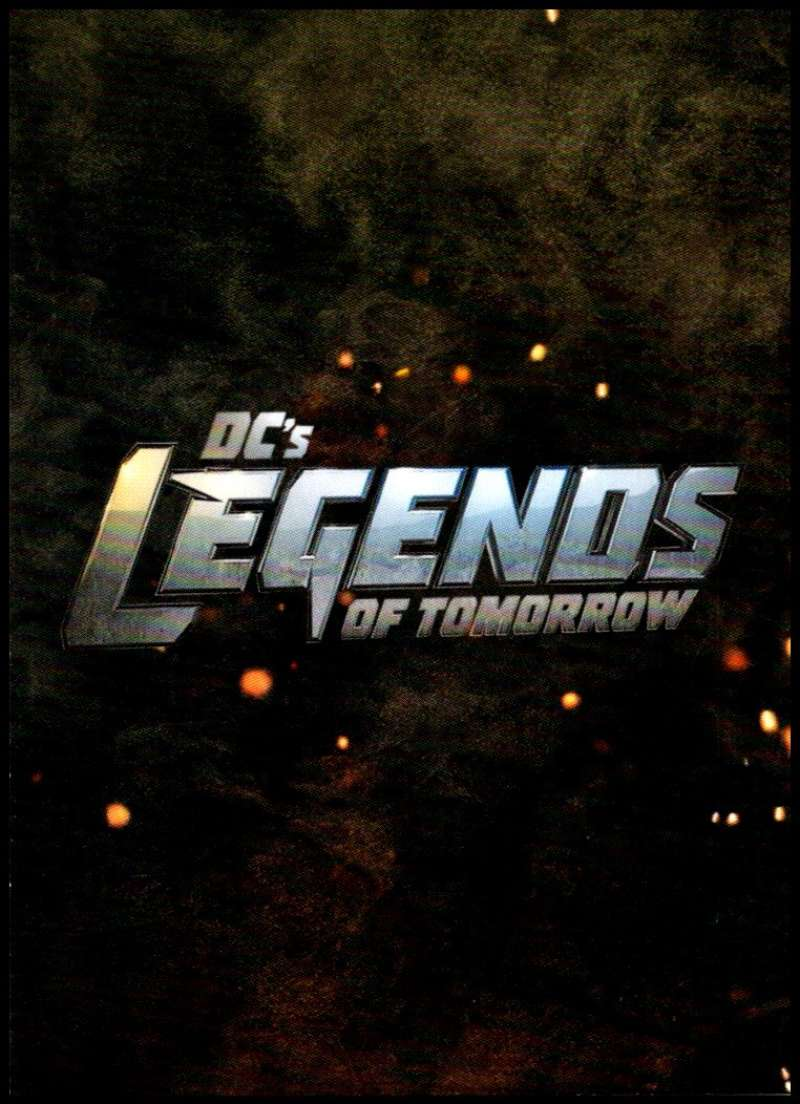 2018 Cryptozoic Legends of Tomorrow Seasons 1 and 2 Icons