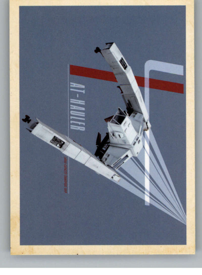 2018 Topps Solo Star Wars Story #SV-6 TIE Starfighter Vehicle Cards