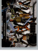 2018 Topps Star Wars Galactic Files Band of Heroes #BH-5 Phoenix Squadron Official Movie Trading Insert Card