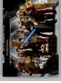 2018 Topps Star Wars Galactic Files Band of Heroes #BH-7 The Resistance Official Movie Trading Insert Card