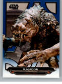 2018 Topps Star Wars Galactic Files (Update) Blue #ROTJ-23 Rancor Return of the Jedi Official Movie Trading Card