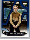 2018 Topps Star Wars Galactic Files (Update) Blue #TFA-44 Kaydel Ko Connix The Force Awakens Official Movie Trading Card