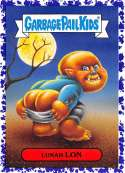 2018 Topps Garbage Pail Kids Oh The Horror-ible Classic Film Monster Stickers B Jelly #9B LUNAR LON  Collectible Trading Card Sticker