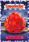 2018 Topps Garbage Pail Kids Oh The Horror-ible Retro Sci-Fi Stickers B Jelly #8B SLIMEY STEVE  Collectible Trading Card Sticker