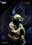 2018 Topps Finest Star Wars #97 Yoda