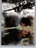 2018 Topps Walking Dead Hunters and the Hunted Epic Battles #EB-8 Negan vs Rick  Official AMC Series Trading Card
