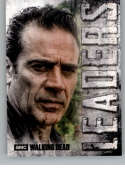 2018 Topps Walking Dead Hunters and the Hunted Leaders #L-6 Negan Saviors  Official AMC Series Trading Card