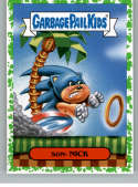 2019 Topps Garbage Pail Kids We Hate the '90s Video Games Sticker A-Names Puke #2 of 6 SON- NICK