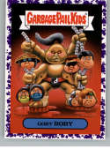 2019 Topps Garbage Pail Kids We Hate the '90s Video Games Stickers B Jelly Purple #4 GORY RORY  Peelable Collectible Trading Sticker Card (Mortal Komb