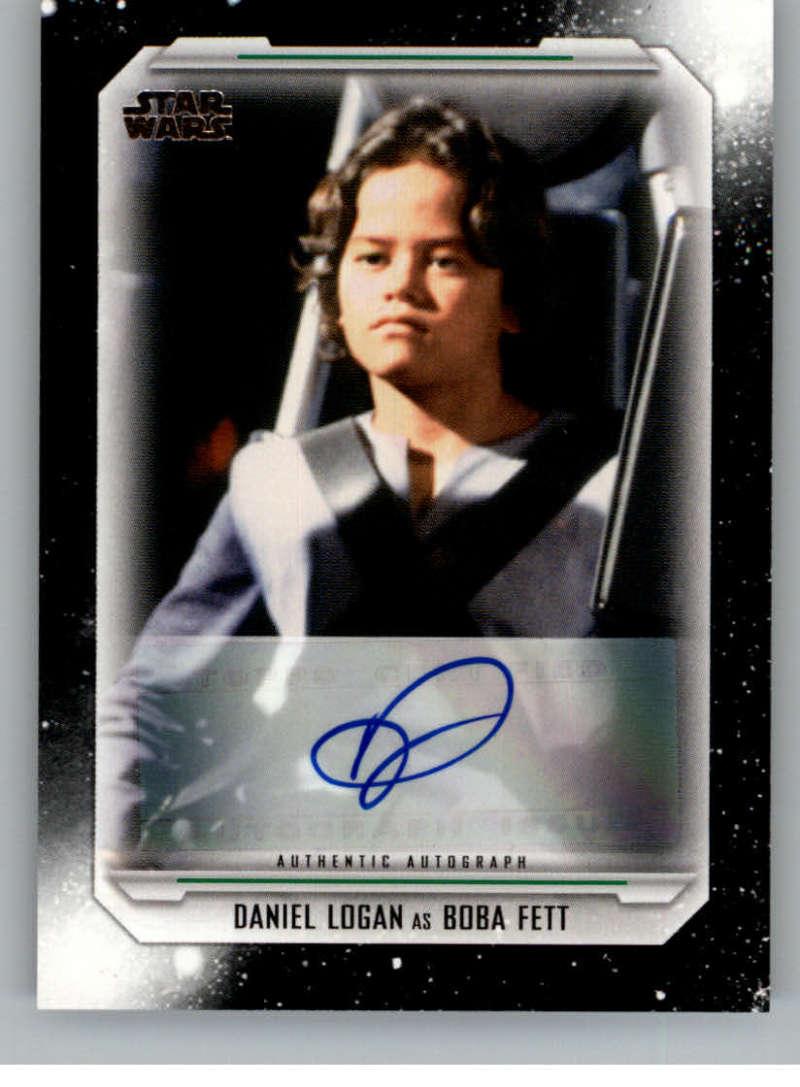 2019 Topps Star Wars Skywalker Saga Autographs