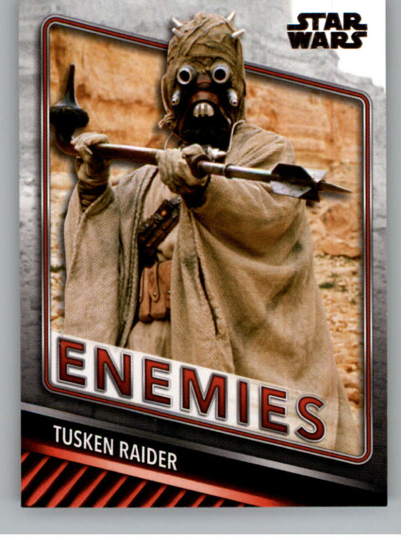 2019 Topps Star Wars Skywalker Saga Enemies
