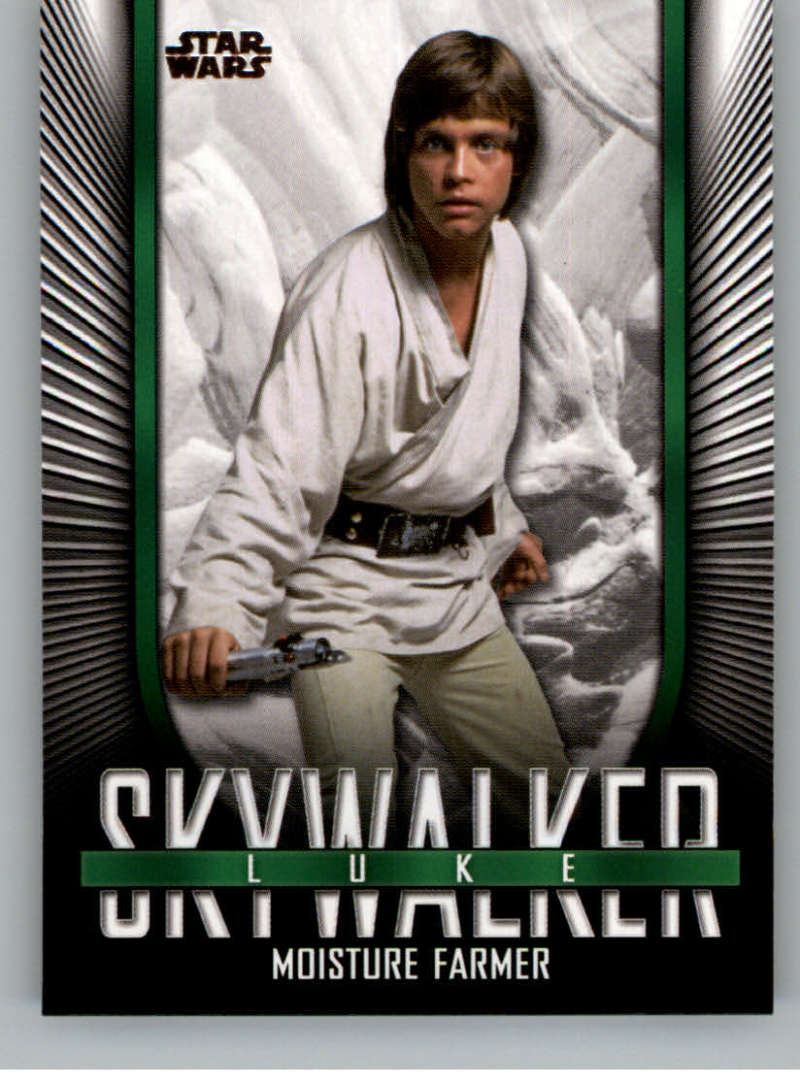 2019 Topps Star Wars Skywalker Saga Iconic Looks