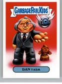 2019 Topps Garbage Pail Kids Revenge of Oh, The Horror-ible Retro Horror Stickers #11A DAN TASM Series Two Collectible S