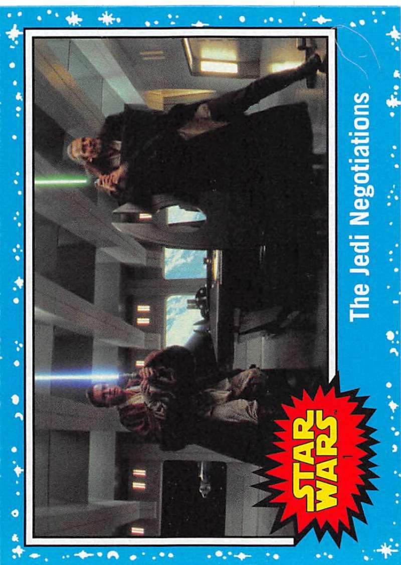 Topps Journey To STAR WARS THE RISE OF SKYWALKERselect /> BLUE Cards #1-110