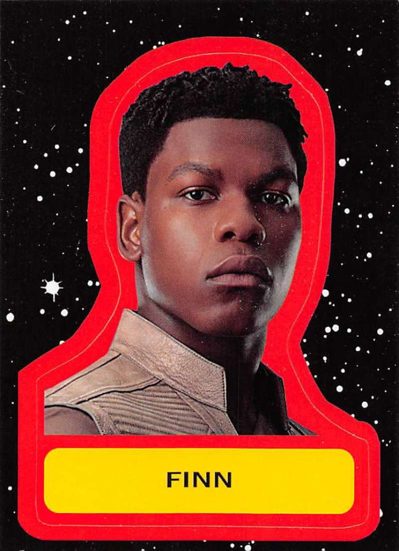 2019 Topps Star Wars Journey to Rise of Skywalker Character Stickers