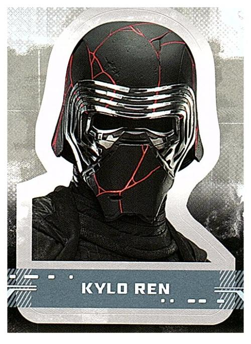 2019 Topps The Rise of Skywalker Series 1 Character Stickers