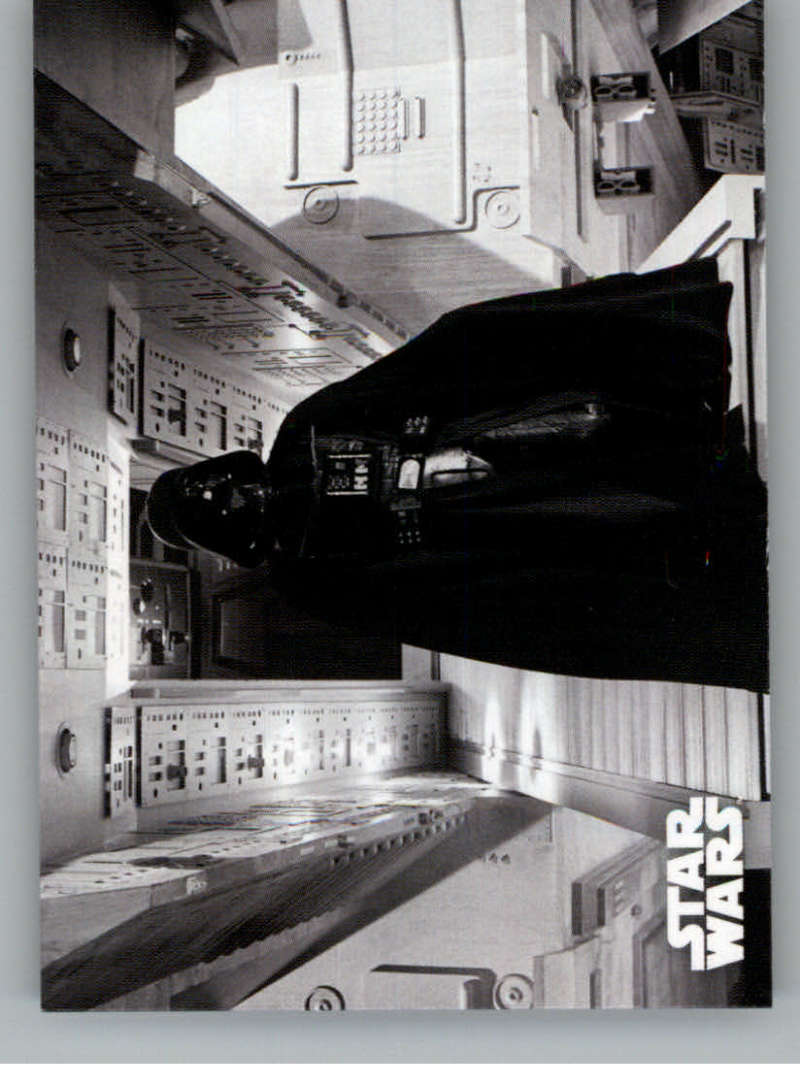 2020 Topps Star Wars Return of the Jedi Black and White
