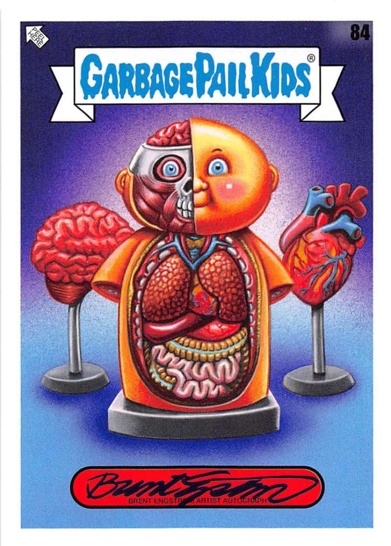 2020 Topps Garbage Pail Kids Late to School Artist Autographs