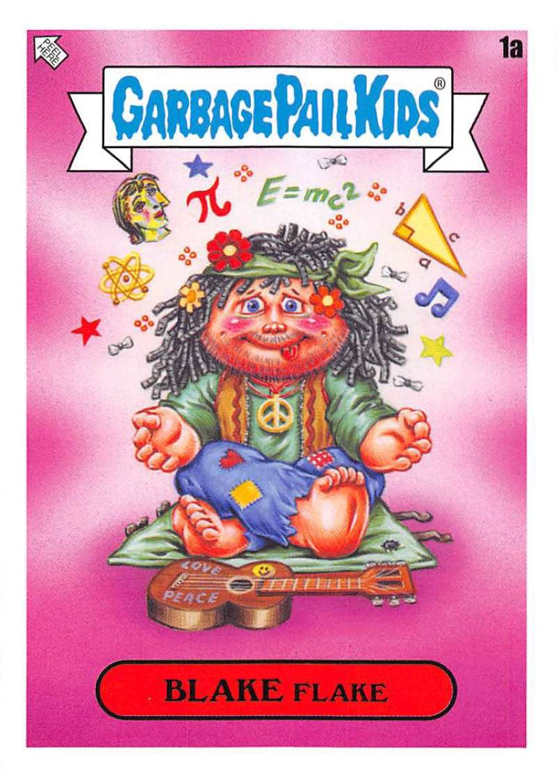 2020 Topps Garbage Pail Kids Late to School Class Superlatives