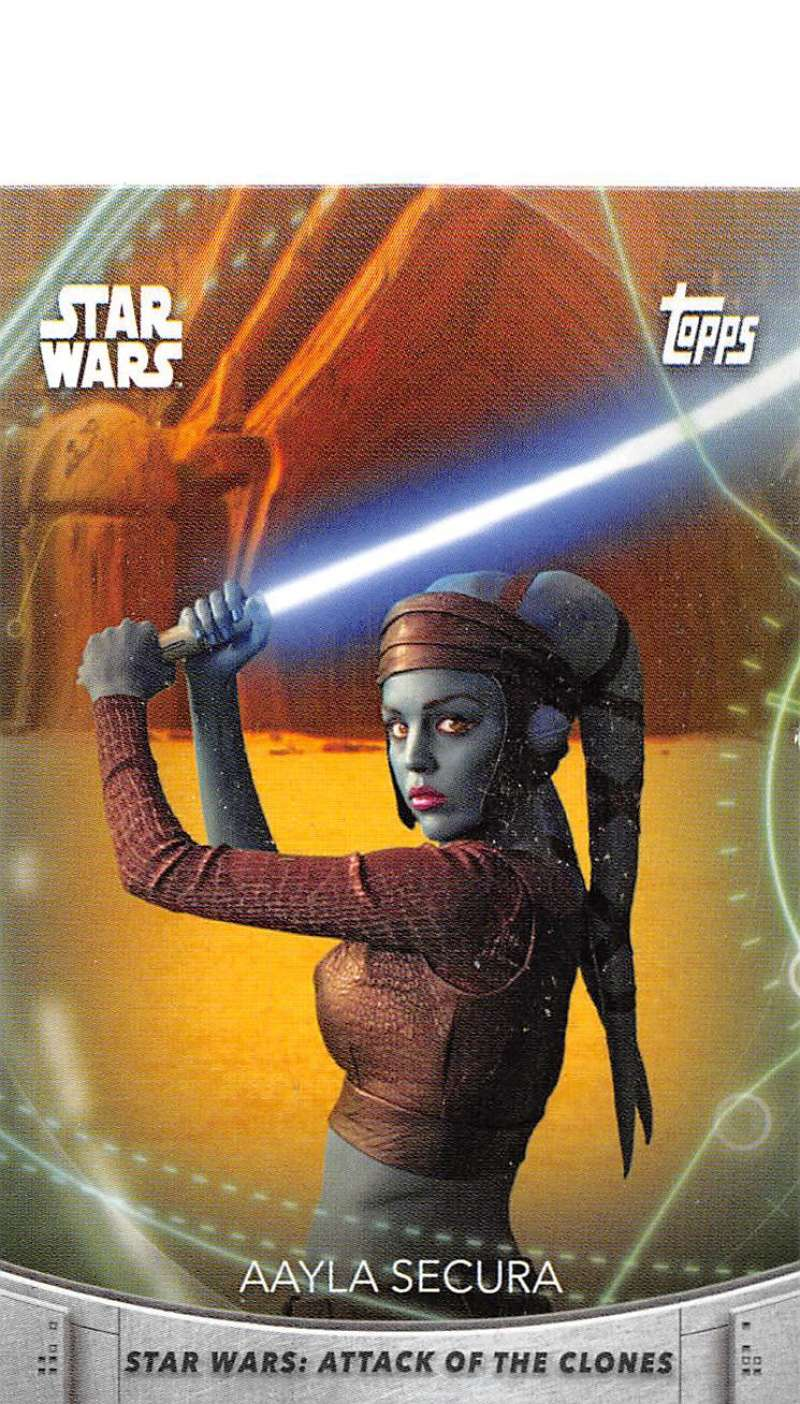 2020 Topps Women of Star Wars