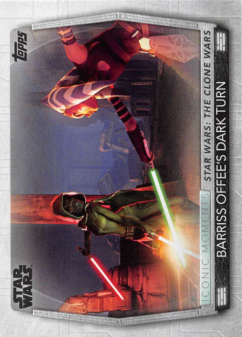 2020 Topps Women of Star Wars Iconic Moments