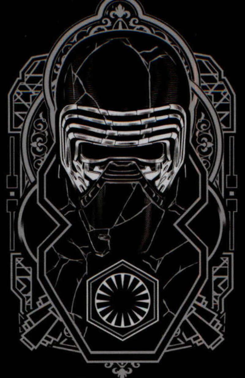 2020 Topps Star Wars The Rise of Skywalker Series 2 Kylo Ren Continuity