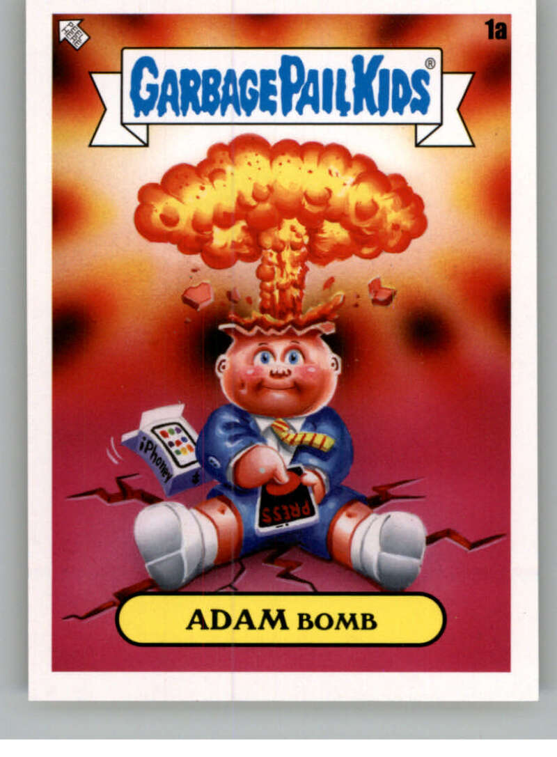 2020 Topps Garbage Pail Kids Series 2