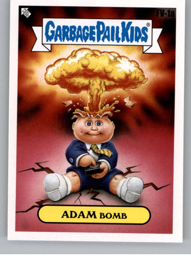 2020 Topps Garbage Pail Kids Series 2 Fan Favorites