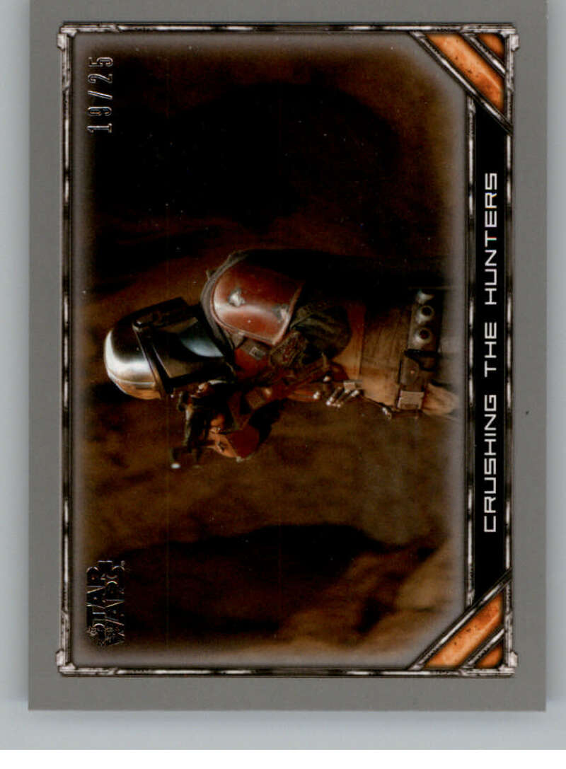 2020 Topps Star Wars The Mandalorian Season 1 Silver