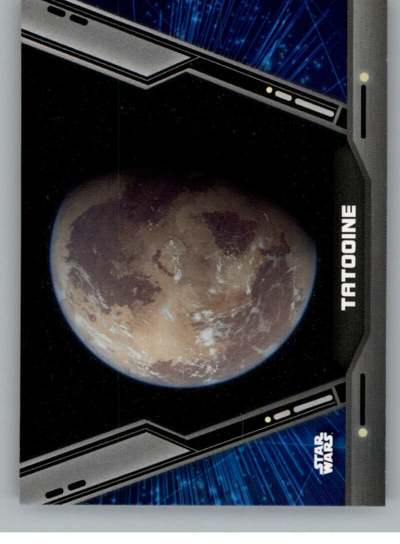 2020 Topps Star Wars Holocron Series Charting the Galaxy
