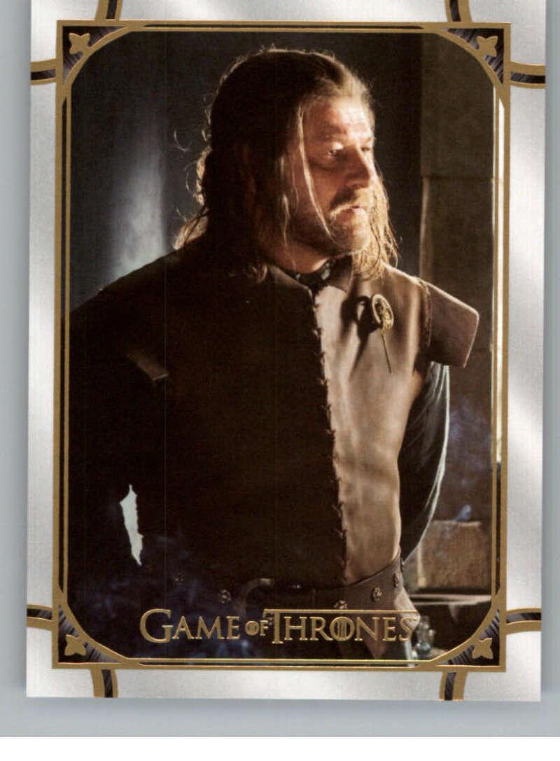 2021 Rittenhouse Game of Thrones Iron Anniversary Series 1 Gold