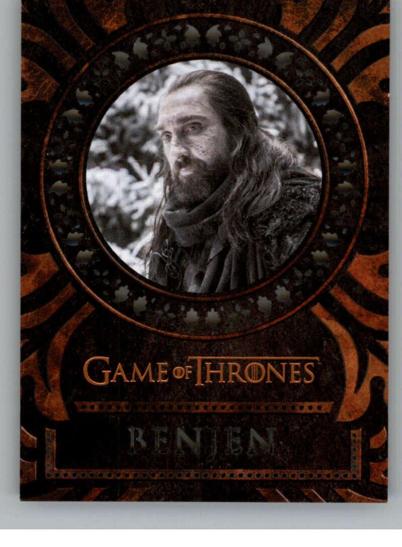 2021 Rittenhouse Game of Thrones Iron Anniversary Series 1 GOT Laser