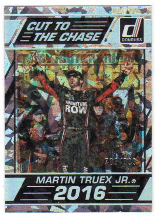 2017 Donruss  Cut to The Chase Cracked Ice