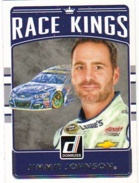 2017 Donruss  Race Kings