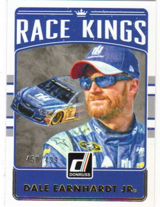 2017 Donruss  Race Kings Gold Foil