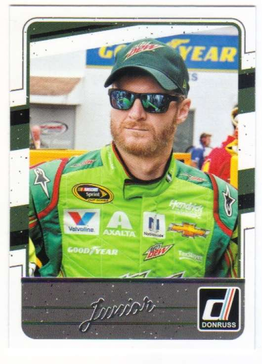 2017 Donruss  Variations