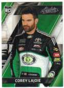 2017 Panini Absolute Racing #44 Corey LaJoie Dustless Blasting/BK Racing/Toyota  Official NASCAR Trading Card
