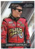 2017 Panini Absolute Racing #61 Garrett Smithley Flex Shot/JD Motorsports/Chevrolet  Official NASCAR Trading Card