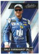 2017 Panini Absolute Racing #86 Dale Earnhardt Jr Nationwide/Hendrick Motorsports/Chevrolet  Official NASCAR Trading Card