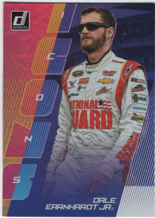 2019 Donruss  Icons Holographic
