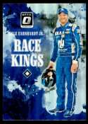 2019 Donruss Racing Optic Holo Parallel #4 Dale Earnhardt Jr Nationwide/Hendrick Motorsports/Chevrolet Race Kings  Official NASCAR Trading Card by Pan