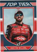 2019 Donruss Racing Top Tier #10 Austin Dillon Dow Chemical/Richard Childress Racing/Chevrolet  Official NASCAR Trading Card