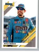2020 Donruss Racing #42 Kyle Busch M&M's/Joe Gibbs Racing/Toyota  Official NASCAR Trading Card