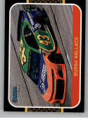2020 Donruss Racing #198 Bubba Wallace STP/Richard Petty Motorsports/Chevrolet  Official NASCAR Trading Card