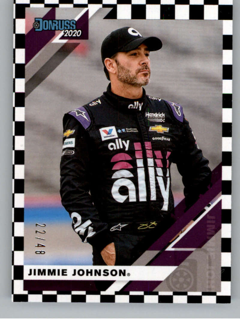 2020 Donruss  Black Numbers