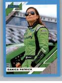 2020 Donruss Racing Carolina Blue #86 Danica Patrick GoDaddy.com/Premium Motorsports/Chevrolet